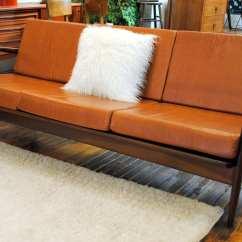 Danish Modern Sofa Bed Muuto Sofabord Udsalg Kofod Larsen For Selig Was 1400