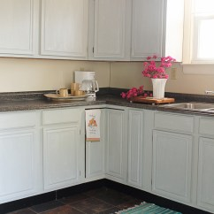 Paint Kitchen Cabinets White Chrome Chairs How To Milk Oak Circa Dee Mora Mmsmp 6830