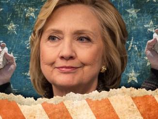Hillary Clinton Stones Donald Trump