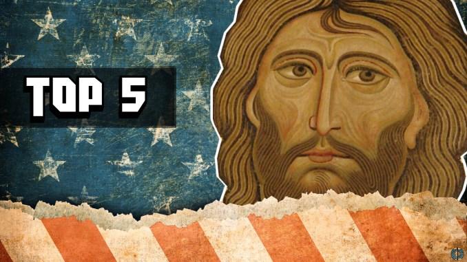 top 5 jesus