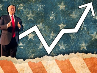 Donald Trump small business economy optimism stock market