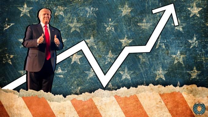 Donald Trump small business economy optimism stock market