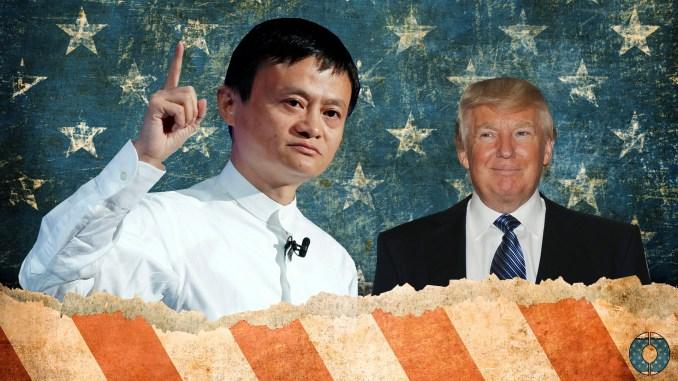 Jack Ma Donald Trump