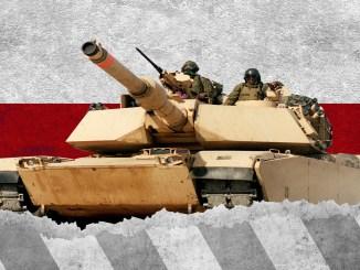 us army armored brigade poland
