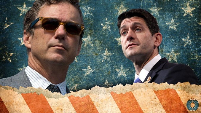 Rand Paul Ryan Obamacare 2.0