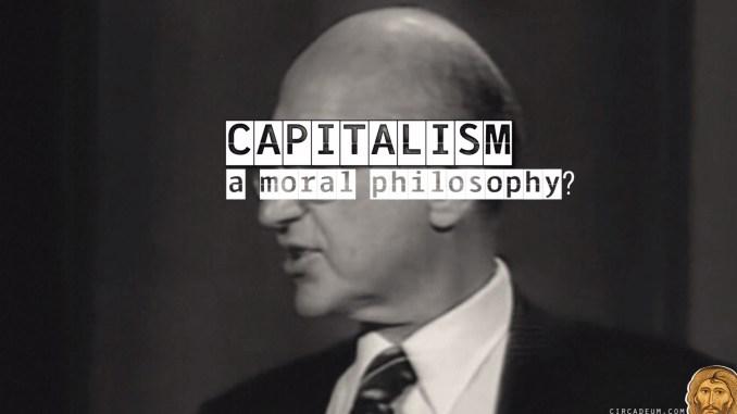 Capitalism milton friedman