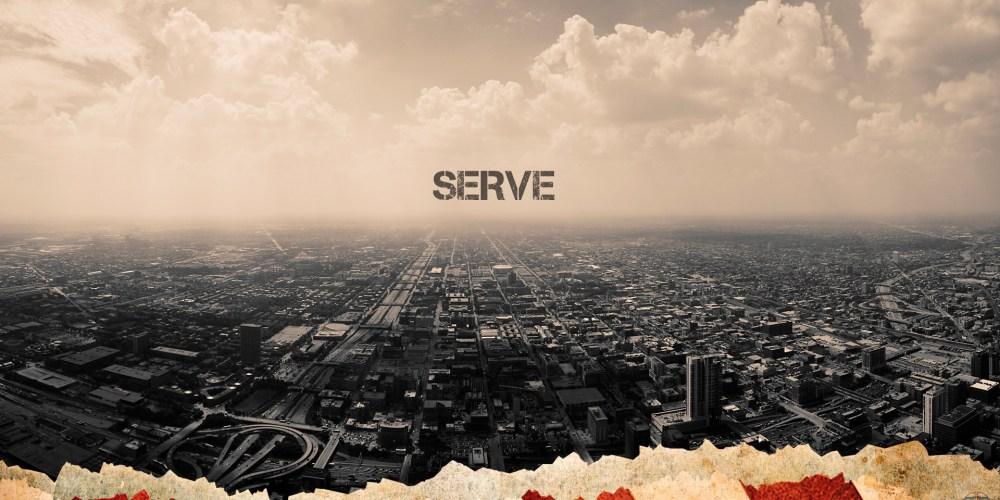 serve others like jesus