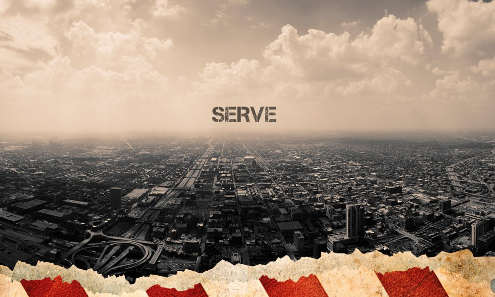 serve others like jesus