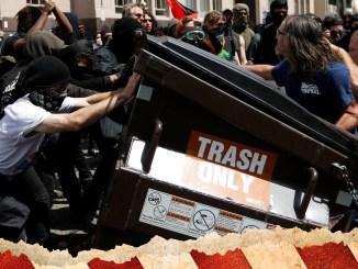 charlottesville antifa black lives matter