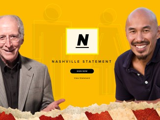 the nashville statement John Piper Francis Chan human sexuality