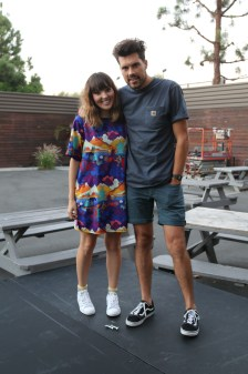 Oh Wonder at The Observatory 8/6/16