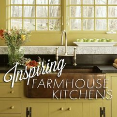 Large Kitchen Islands For Sale Best Mat 5 Inspiring Farmhouse Kitchens | Circa Old Houses ...