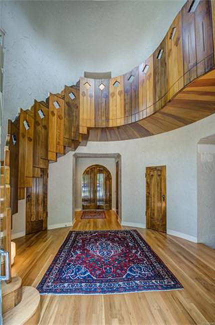 Art Deco Lovers Will Adore This 1931 Denver MiniCastle  CIRCA Old Houses