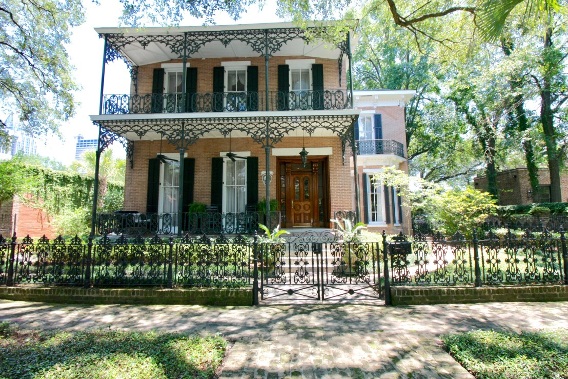 1873 italianate for sale in mobile alabama captivating for Italianate homes for sale