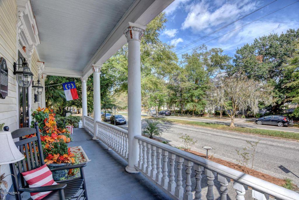 North Carolina 1853 Miles Costin House