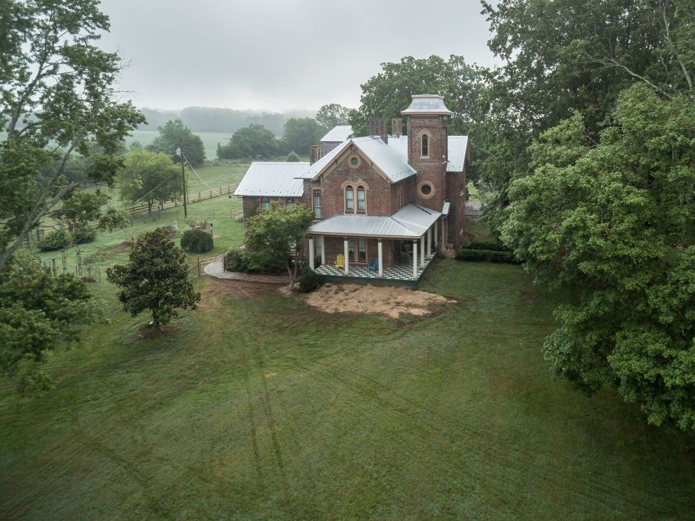 1881 The Tarr House For Sale In Talbott Tennessee