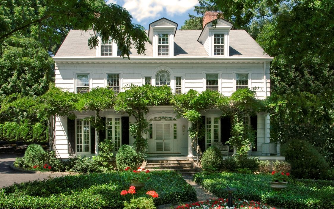 1789 Colonial In Scarsdale New York