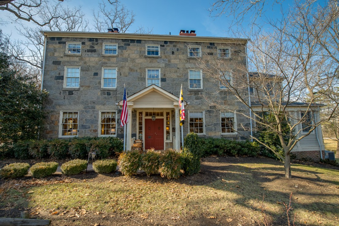 1780 Historic Wayside Inn In Ellicott City Maryland