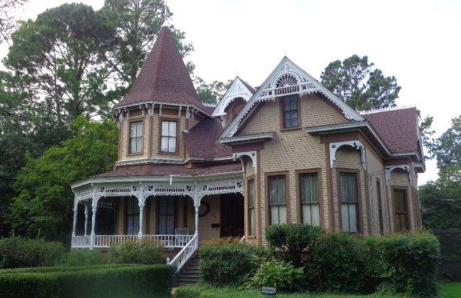 Mississippi 1886 Queen Anne Victorian