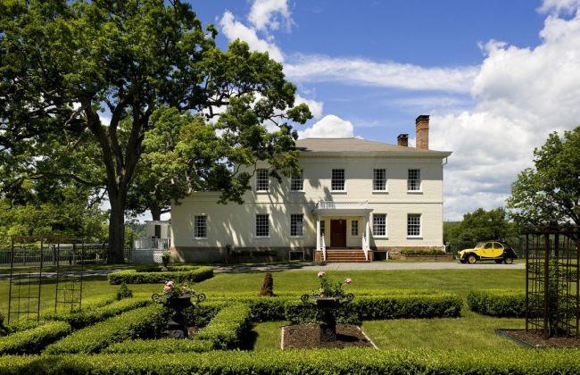 New York 1803 Georgian Manor