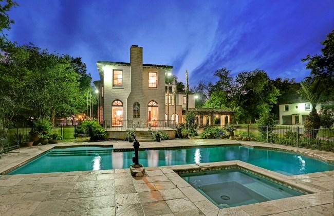 Texas 1933 Kingston-Davis House