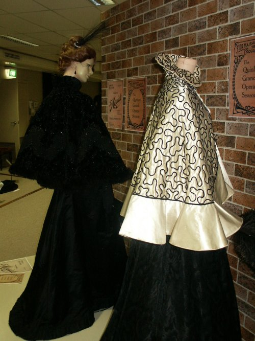 1890s Opera capes