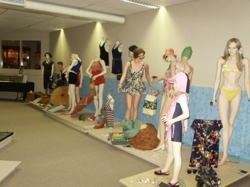 Swimwear Display