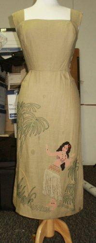 50s hula dress