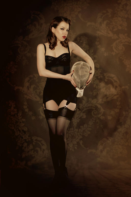 Kiss Me Deadly Lingerie For Femme Fatales Circa