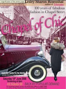 Chapel of Chic poster