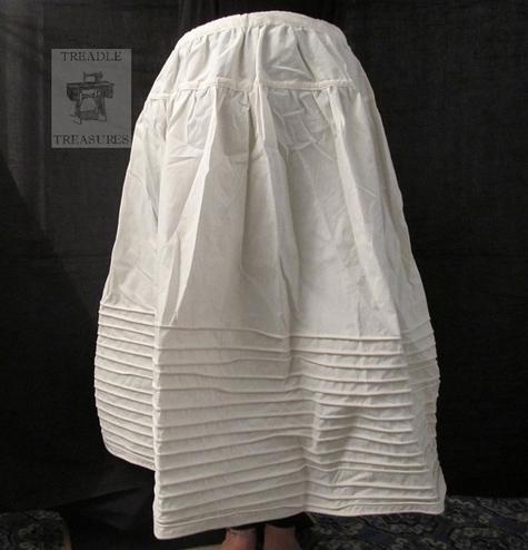 corded petticoat 475