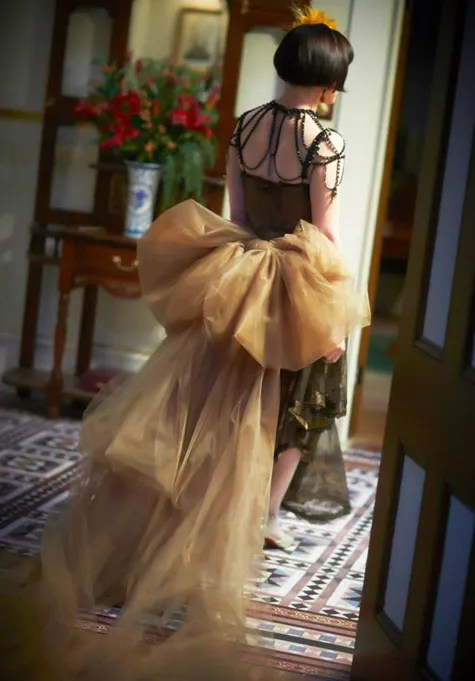 Miss Fisher's costume exhibition