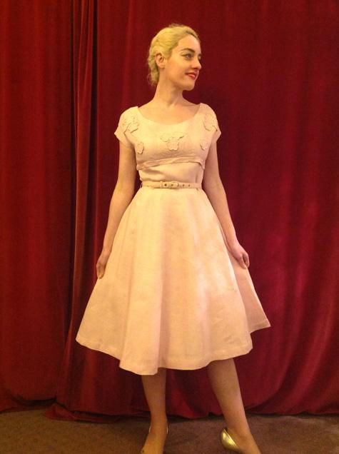 Sharene Creations dress 1950s 475