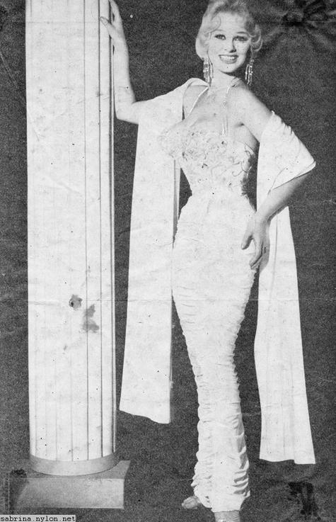 Sabrina (Norma Sykes)