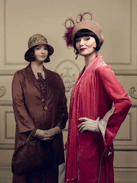 Miss Fisher and Dot