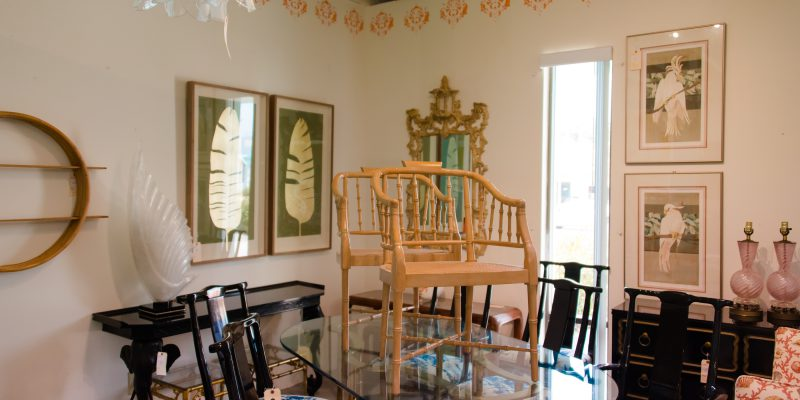 Vintage furniture and seating for your home.