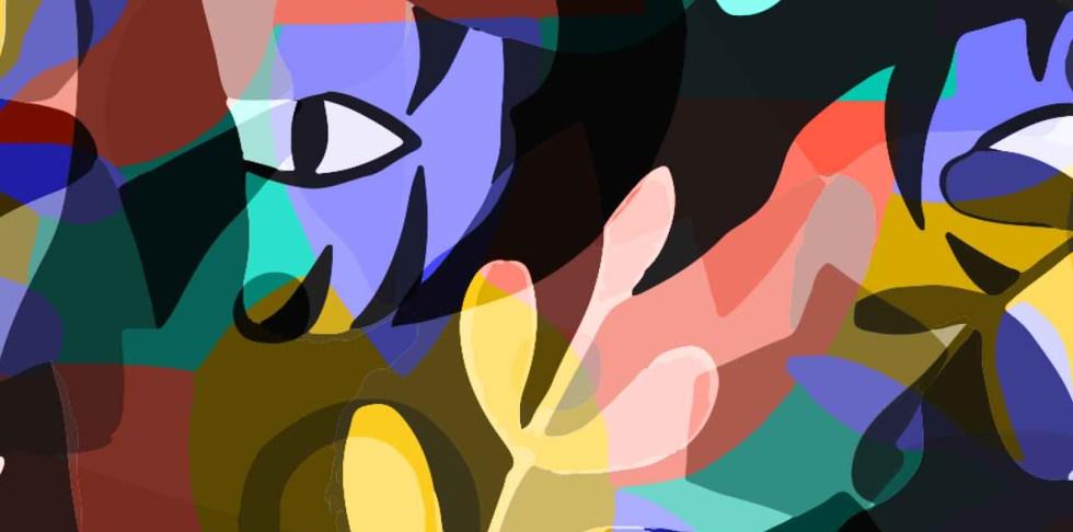 artiste en exposition galerie circezaar manlef rouen