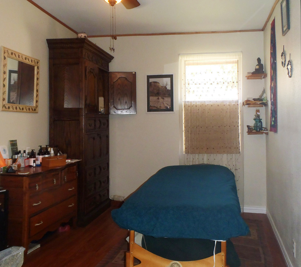 Jade Wellness Room