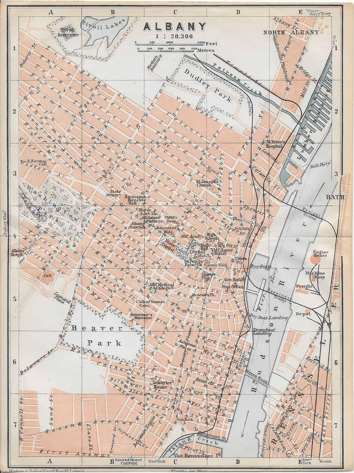 1097 Albany, 1909 – Circle 7 Framing