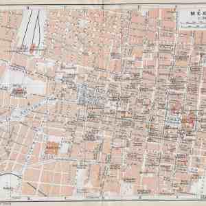 #1147 Mexico City, 1909