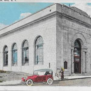 #1243 Rye National Bank, circa 1930s