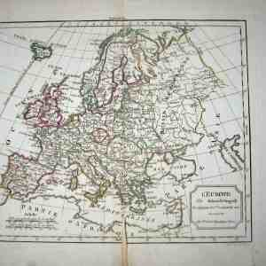 #198 Europe, 18th Cent.