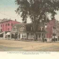 Larchmont & Mamaroneck Postcards