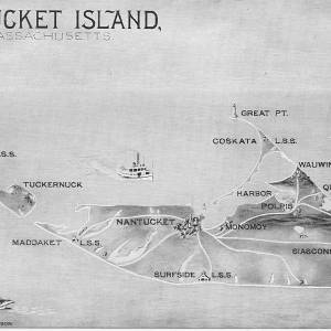 #2119 Nantucket Island, 1910