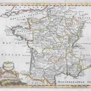 #2210 France, ca1840