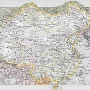 #2921 China & Korea, 1922