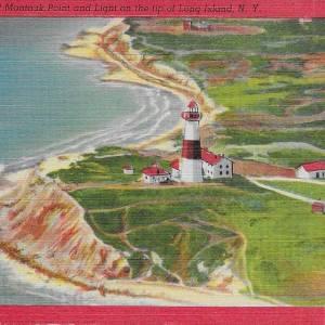 Martha's Vineyard, Cape Cod, Nantucket, Block Island + Montauk Postcards