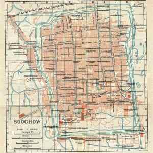 #3561 Soochow, China 1924