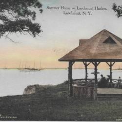 larchmont postcard