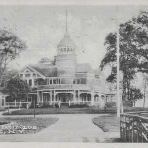 #3785 American Yacht Club, Rye 1923